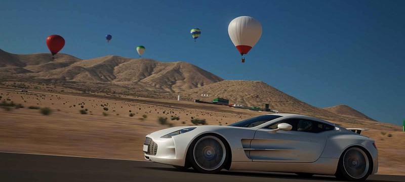GT  Sport отказывается от динамической погоды и времени суток