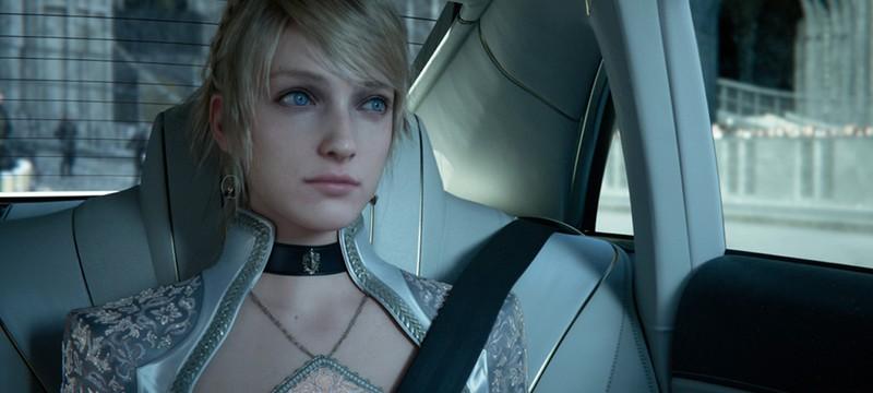 Новые трейлеры Kingsglaive: Final Fantasy XV