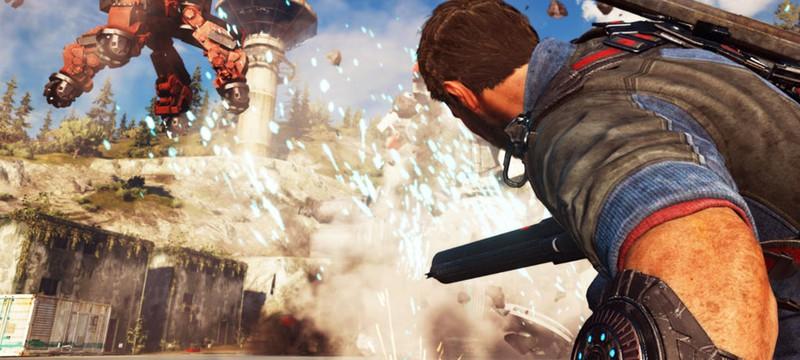 Дата релиза DLC Mech Land Assault для Just Cause 3
