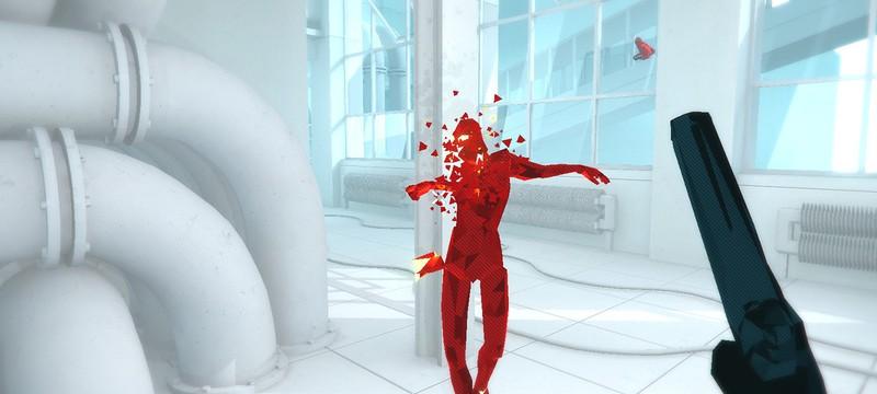 SUPERHOT выйдет на Oculus Rift до конца года