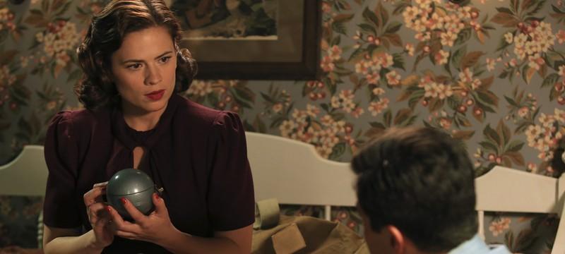 Хейли Этвелл готова и дальше сниматься в Agent Carter