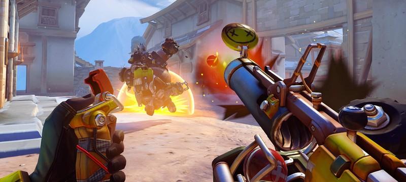 Ранговый режим Overwatch все же выйдет в июне