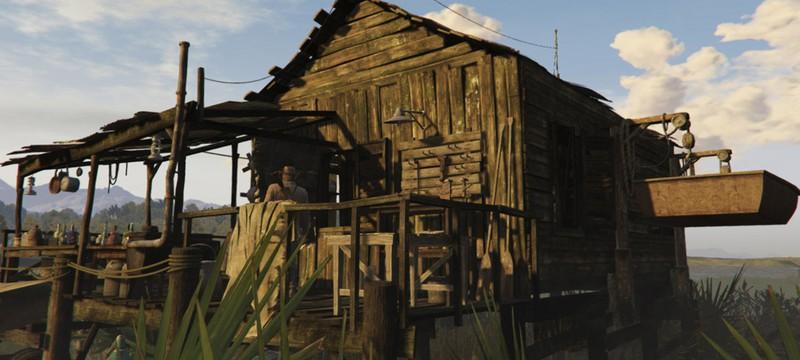 Слух: первый скриншот ремастера Red Dead Redemption на движке RAGE