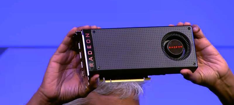 Спор относительно производительности RX480 против GTX1080