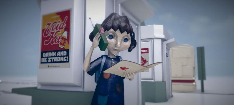 На PS4 стартовала открытая бета The Tomorrow Children