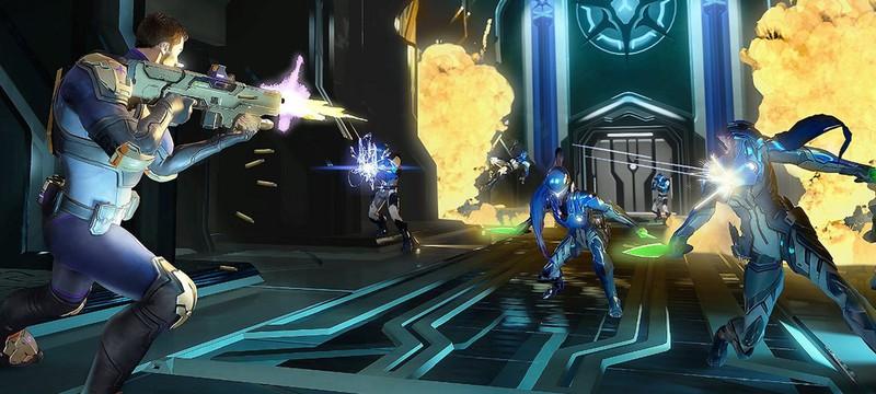 Первые детали и скриншоты Agents of Mayhem от разработчиков Saints Row