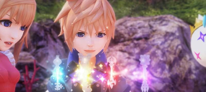 Дата релиза и трейлер World of Final Fantasy