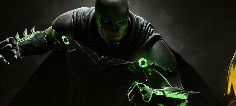 Анонс Injustice 2, релиз в 2017
