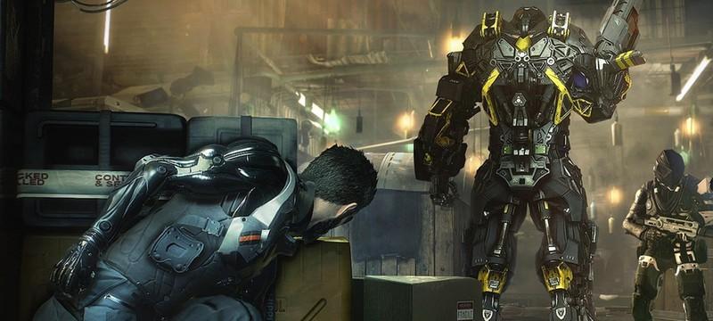 Прямой эфир с эвента Deus Ex: Mankind Divided