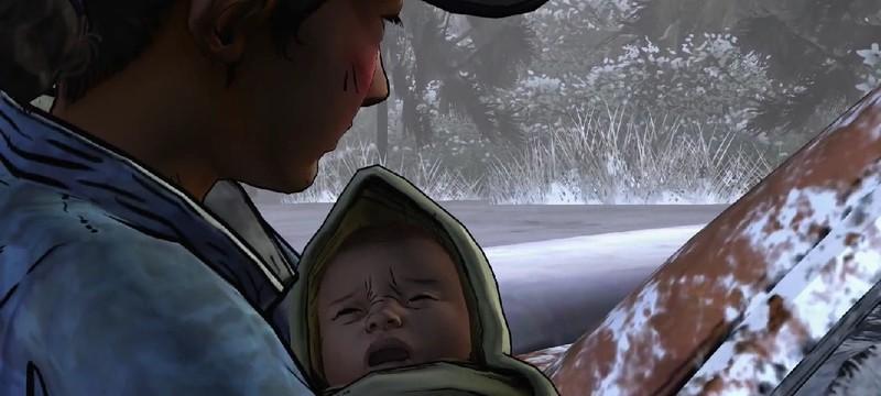 Новый сезон The Walking Dead от Telltale покажут на этой неделе