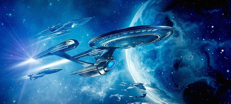 Юбилейное Blu-Ray-издание Star Trek