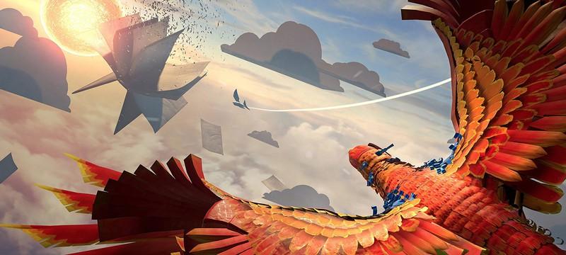 How We Soar — VR-полет феникса для PS4