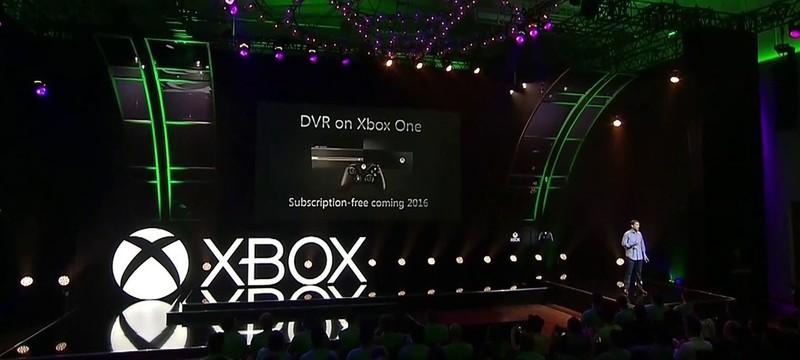 Xbox One не получит поддержку DVR. Возможно, никогда