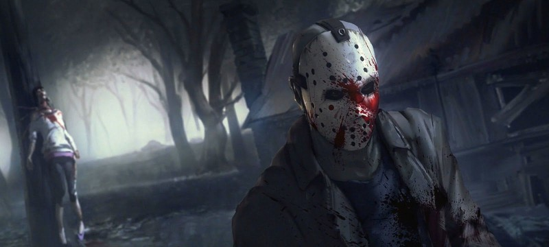 Тизер Friday the 13th: The Game