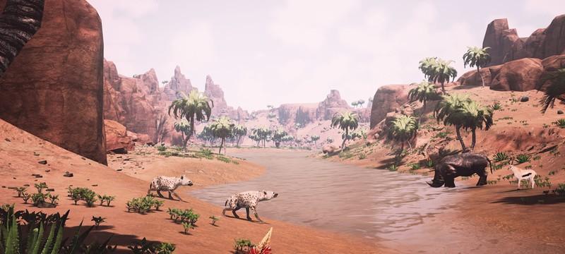 Nvidia применят новые графические технологии в Conan Exiles