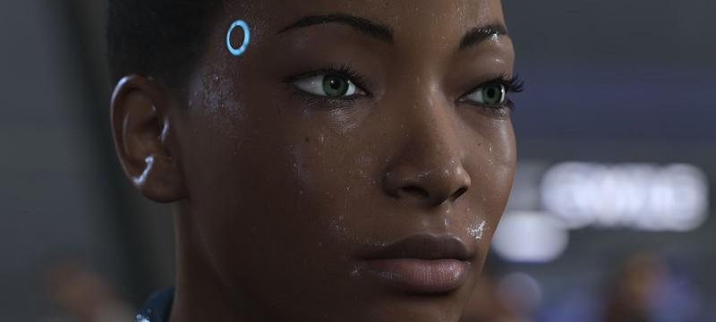 Ритейлер — Detroit: Become Human выйдет в этом октябре