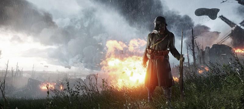 Новый скриншот и  тизер Battlefield 1 — противотанковая граната
