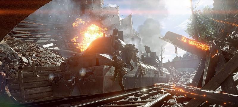 Детали четырёх карт Battlefield 1