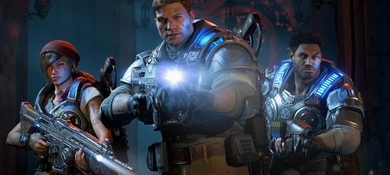 E3 2016: Gears of War 4 анонсирована для PC