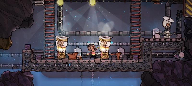 Oxygen Not Included — симулятор колонии от Klei Entertainment