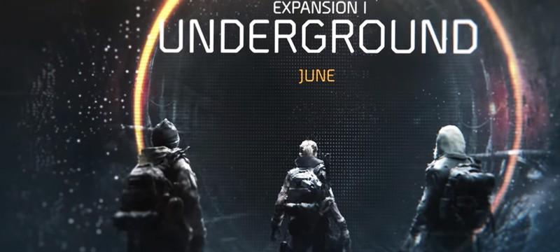 E3 2016: Трейлер дополнения The Division — Underground