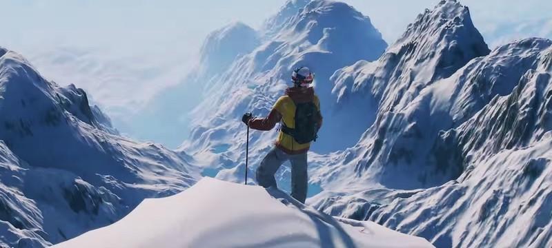 E3 2016: Анонс Steep — горы, сноуборд, лыжи, вингсьют и парашют