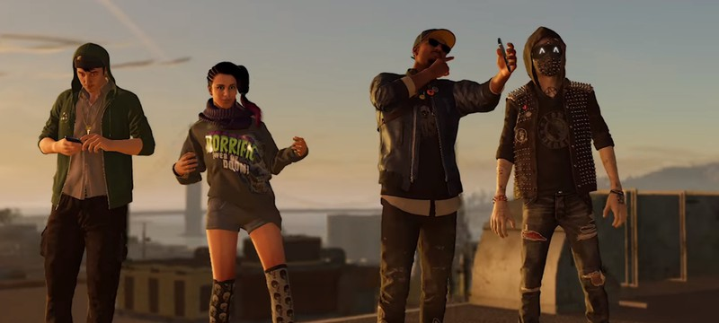 E3 2016: Новый трейлер Watch Dogs 2