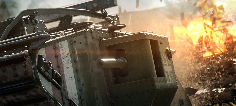 Еще 14 минут геймплея Battlefield 1