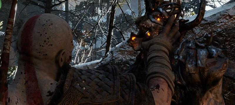 E3 2016: 9 минут геймплея нового God of War
