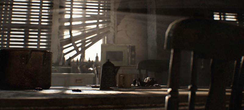 Демо Resident Evil 7 на PS4, релиз игры на PC и Xbox One в январе