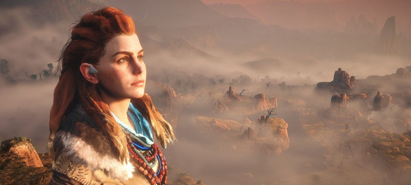 4К-скриншоты Horizon: Zero Dawn