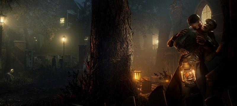 E3 2016: Геймплей Vampyr