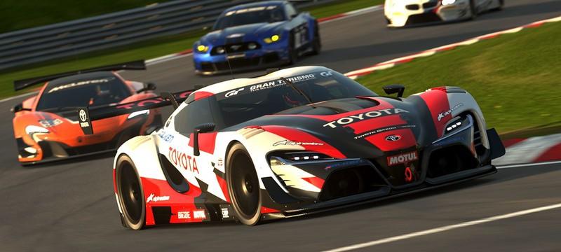 Тонна скриншотов Gran Turismo Sport