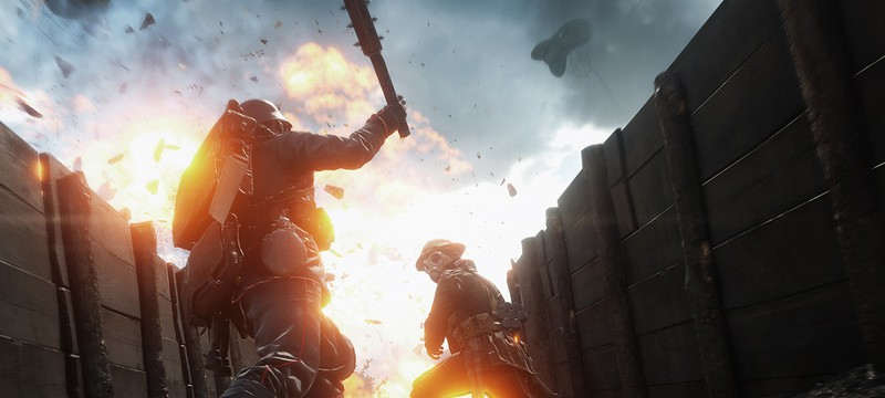 Еще 8 минут геймплея Battlefield 1