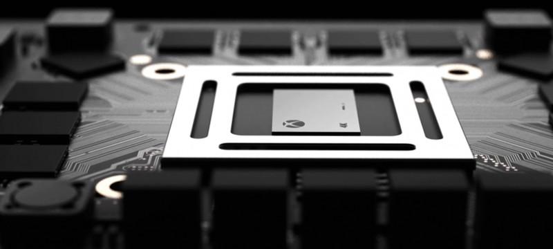 Microsoft: не все игры Xbox Project Scorpio должны быть в 4K