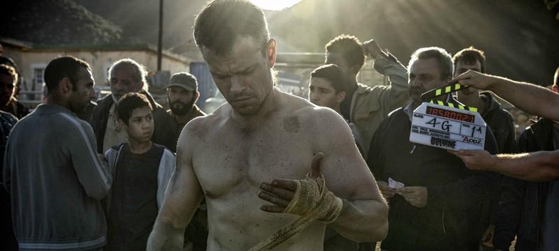 Новый трейлер и постер Jason Bourne