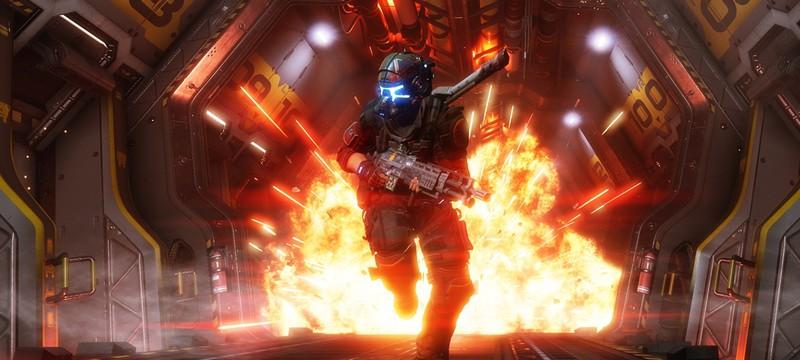 Немного нового геймплея Titanfall 2