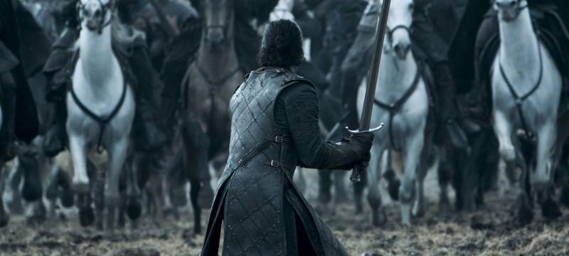 Два видео о создании самой грандиозной битвы Game of Thrones