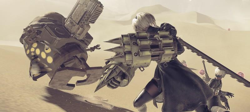 Новые скриншоты NieR: Automata