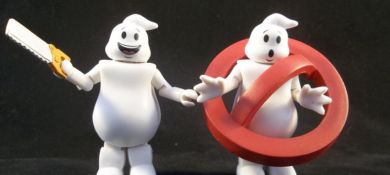 Sony выпустит анимационный сериал Ghostbusters