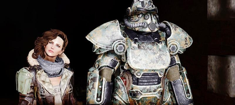 Посмотрите, что натворили игроки Fallout 4 в последнем DLC