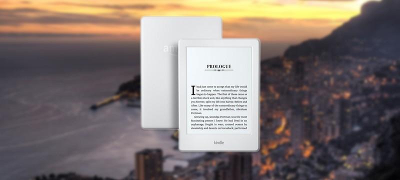 Новый бюджетный Amazon Kindle стал тоньше