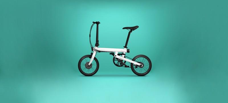 "Xiaomi представила ""умный"" велосипед QiCycle"