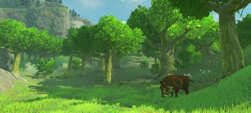 Фил Спенсер хвалит The Legend of Zelda: Breath of the Wild