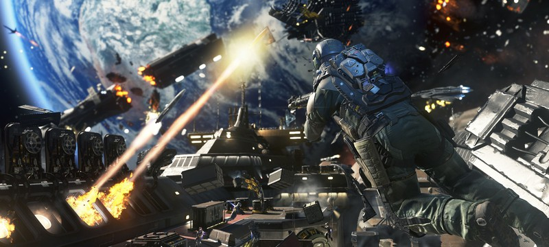 Infinity Ward объяснила звуки в космосе Infinite Warfrare