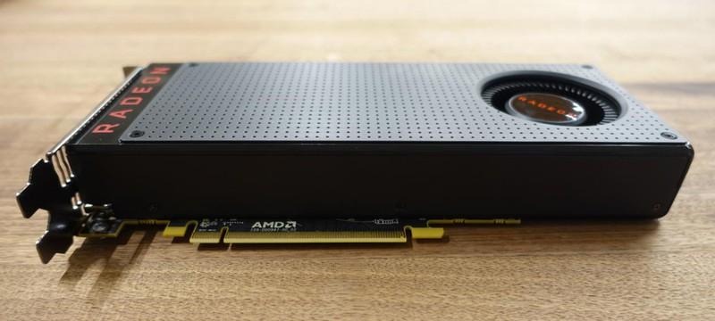 Фотографии AMD Radeon RX 480 со всех углов