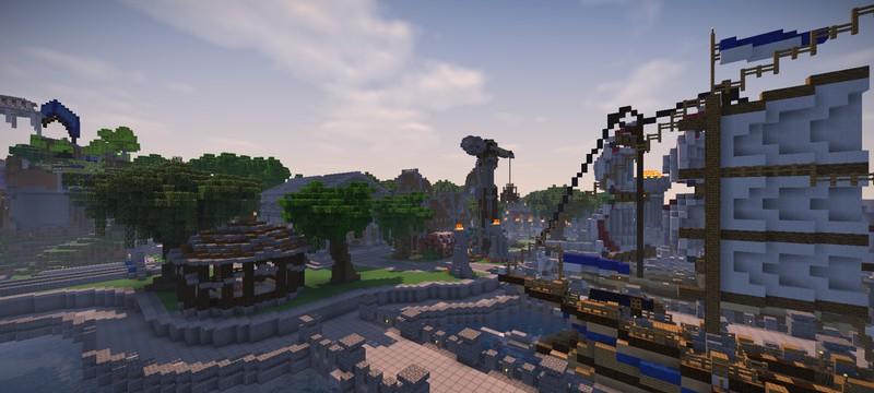 ShireCraft — Minecraft-музей культурного наследия