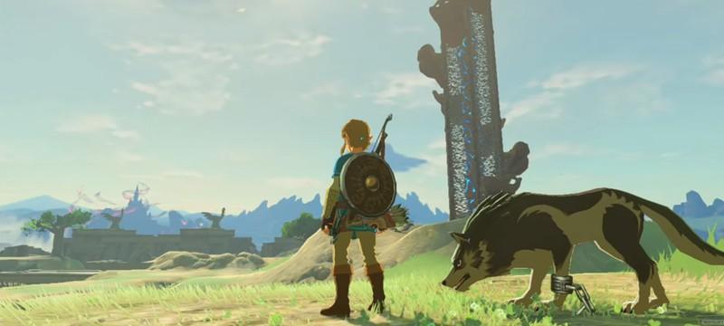 Nintendo объяснила, почему игры серии Zelda не выходят вовремя