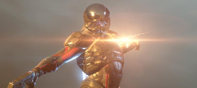 Почему BioWare показала женщину-Райдер в трейлере Mass Effect Andromeda