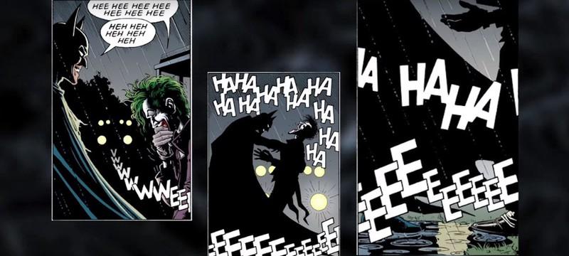 Кевин Конрой тизерит Бэтмена из The Killing Joke